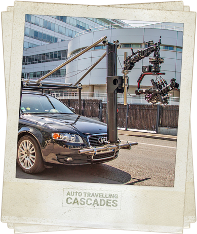 Audi A4 Travelling - Francis Auguy - Auto Travelling Cascades